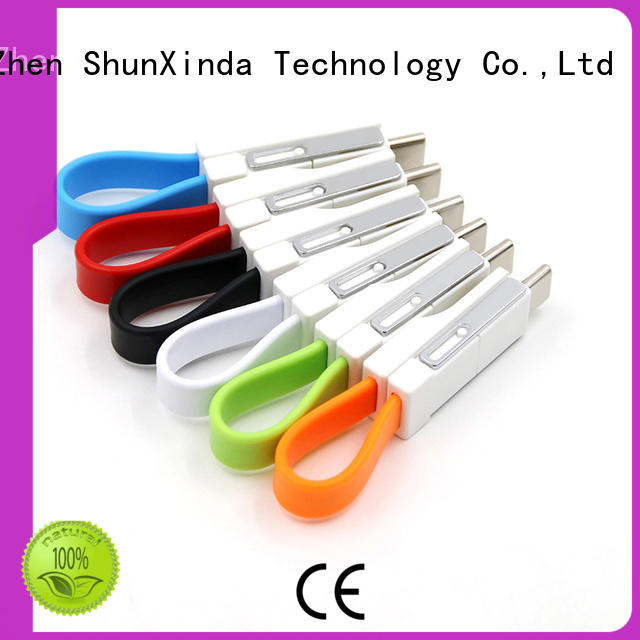 ShunXinda usb usb cable with multiple ends for business for home