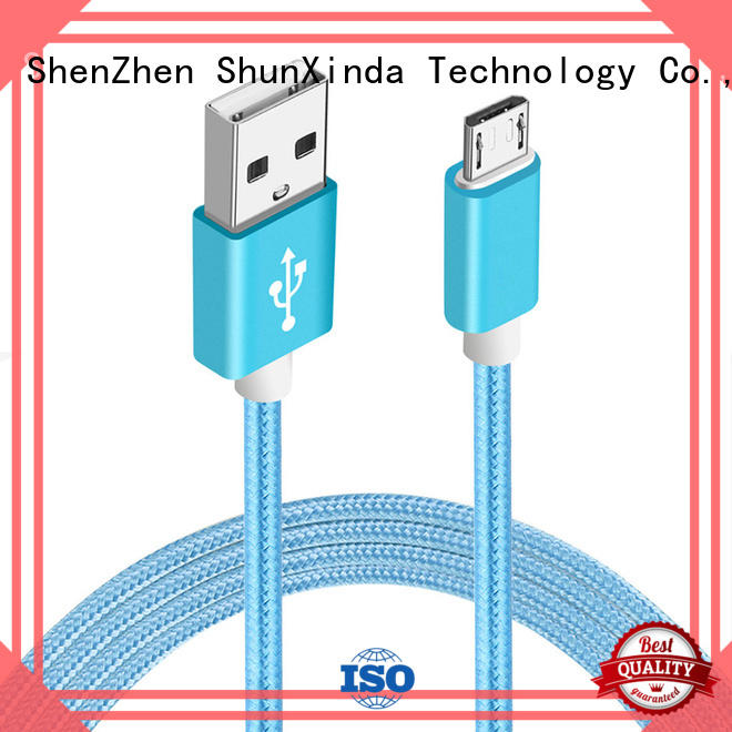 New micro usb charging cable angle manufacturers for home