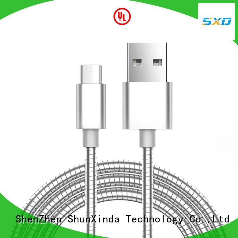 Hot long micro usb cable fast ShunXinda Brand