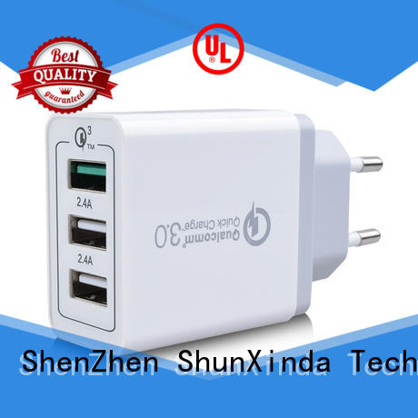 ShunXinda Wholesale usb fast charger company for home