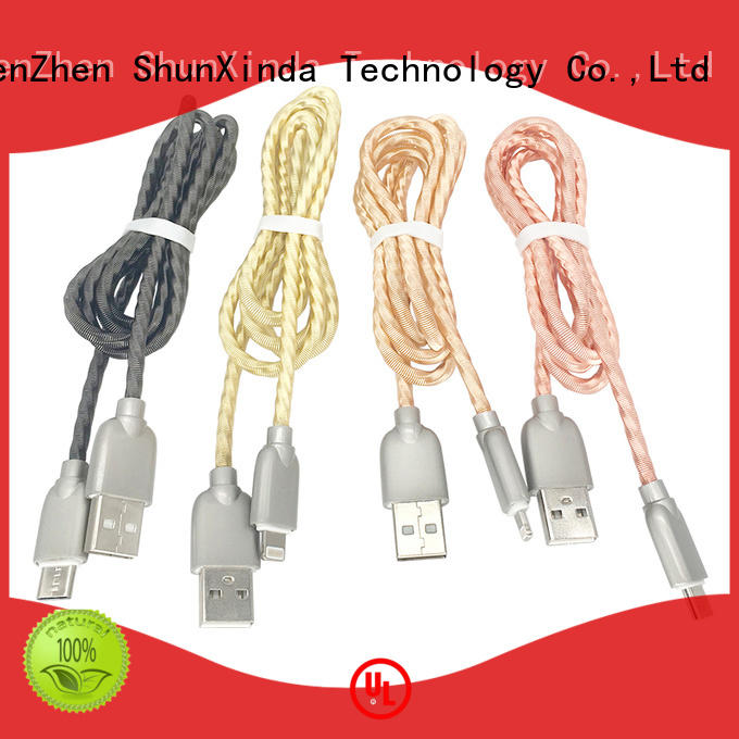 Wholesale mobile iphone cord ShunXinda Brand