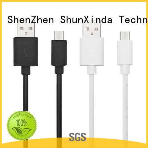 ShunXinda pattern cable usb micro usb company for home