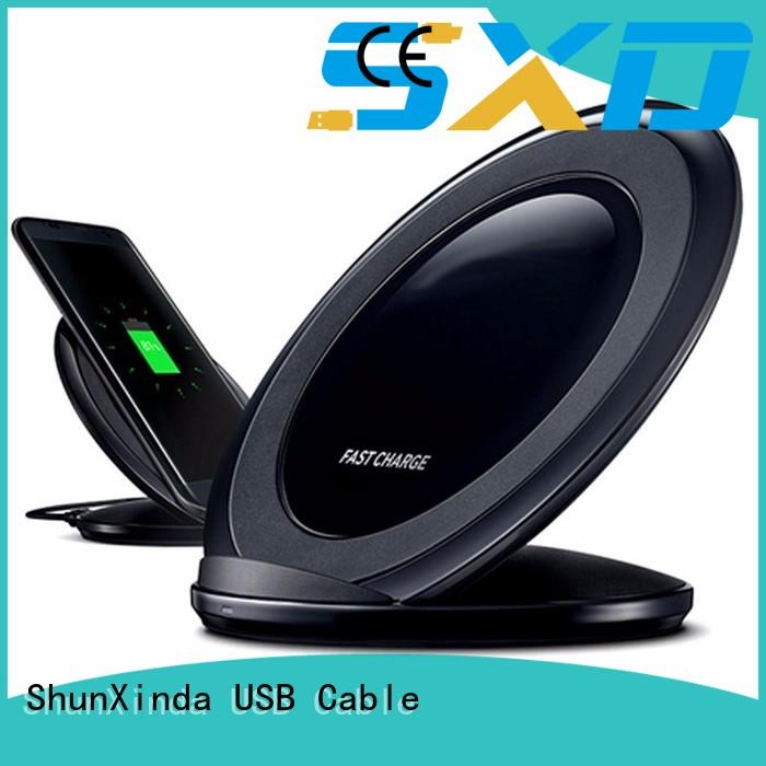 usb stand wireless charging for mobile phones odm ShunXinda Brand