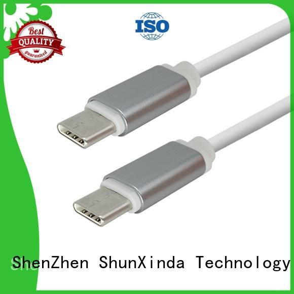 Wholesale speed type c usb cable ShunXinda Brand