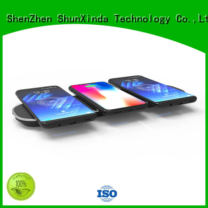 ShunXinda Brand design wireless charging for mobile phones galaxy factory