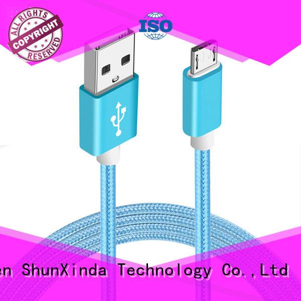 Hot huawei usb to micro usb nokia fast ShunXinda Brand