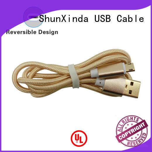Wholesale xiaomi usb fast usb to micro usb ShunXinda Brand
