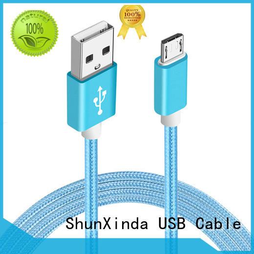 ShunXinda high quality micro usb cord company for home