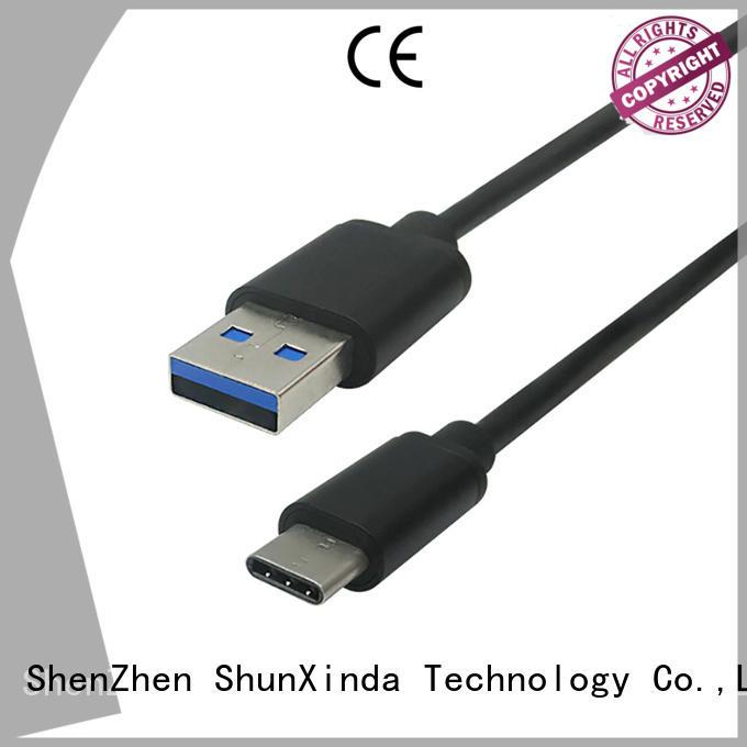 diamond type C to type C zinc charging ShunXinda company
