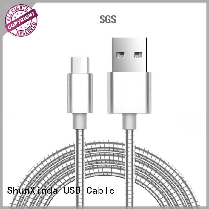 ShunXinda charging micro usb cord supply for home