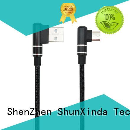 ShunXinda samsung micro usb charging cable for sale for car