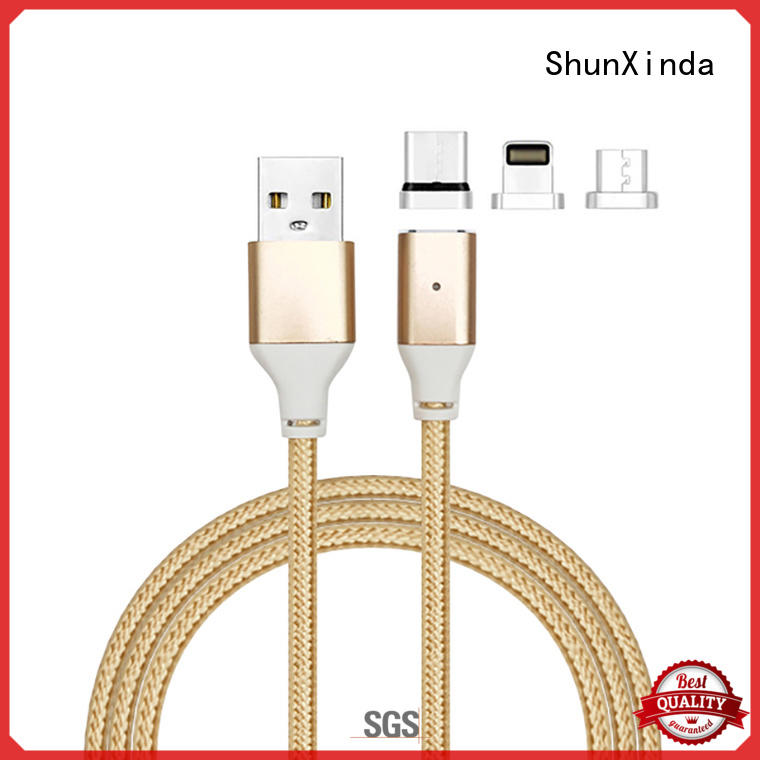 ShunXinda phone multi phone charging cable company for indoor