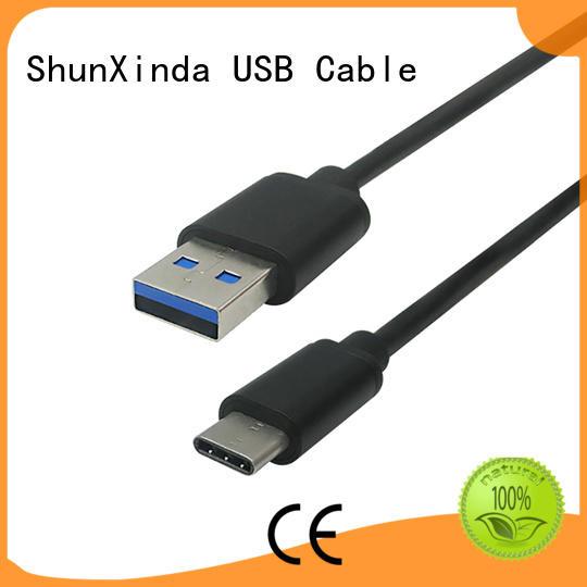 ShunXinda Brand speed type phone type C to type C