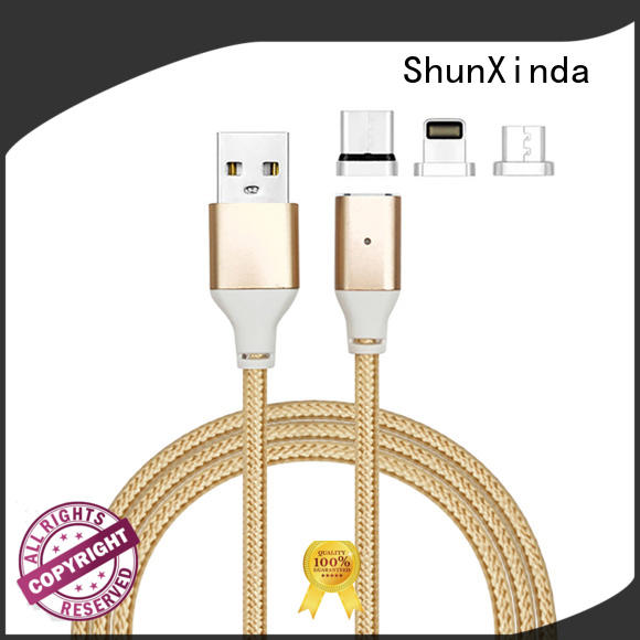 ShunXinda spring multi phone charging cable manufacturers for home