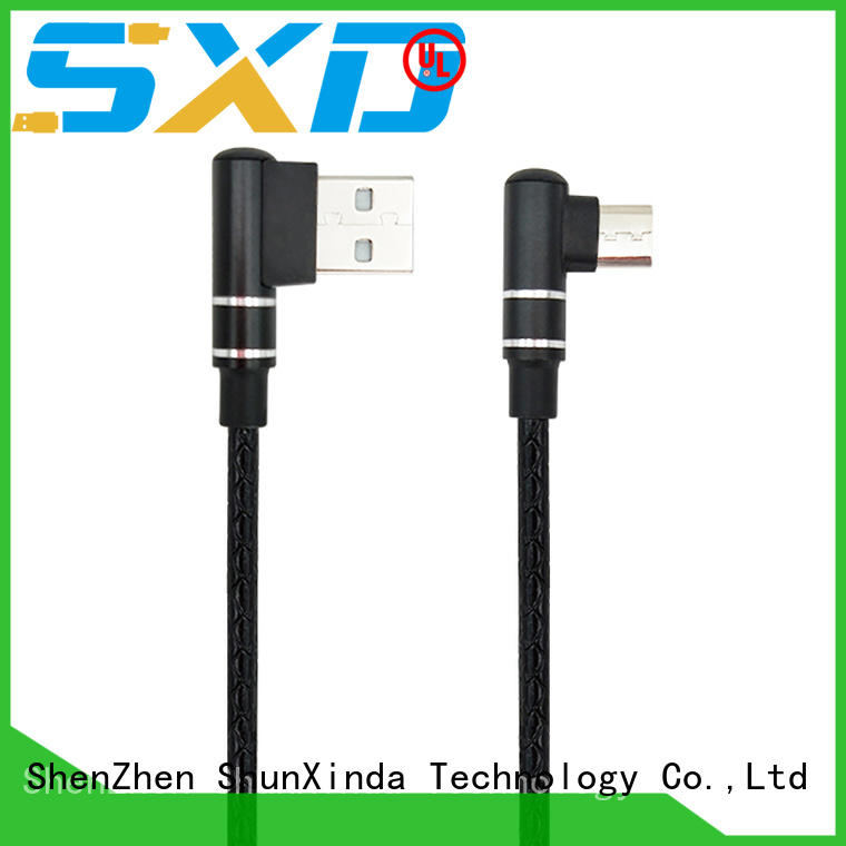 ShunXinda high quality micro usb cord factory for home
