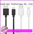fabric design huawei ShunXinda Brand long micro usb cable manufacture