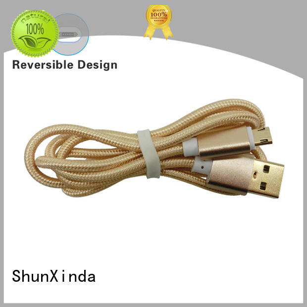 ShunXinda High-quality best micro usb cable manufacturers for indoor