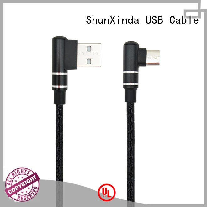 ShunXinda New cable usb micro usb supply for home