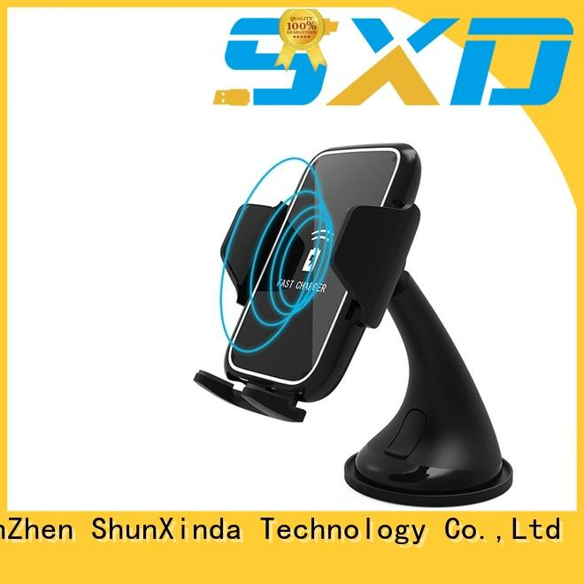 ShunXinda oem wireless cell phone charger supply for indoor