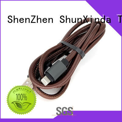 mobile newest iphone ShunXinda Brand iphone usb cable oem factory