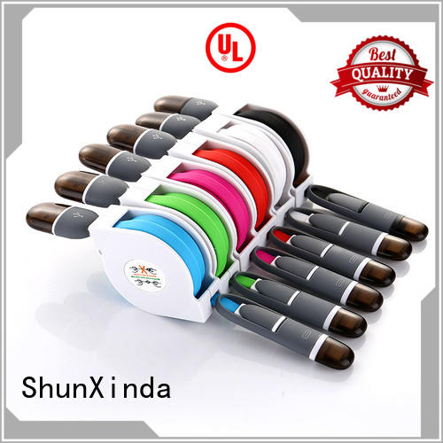 ShunXinda android samsung multi charging cable suppliers for car