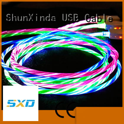 ShunXinda high quality iphone charger cord for sale for car