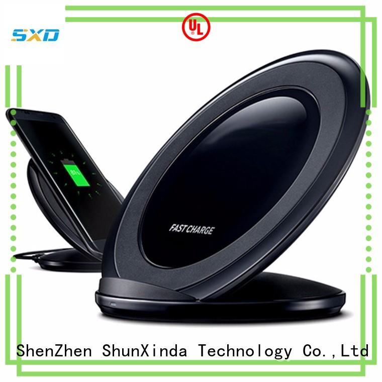 ShunXinda dual wireless fast charger stand home