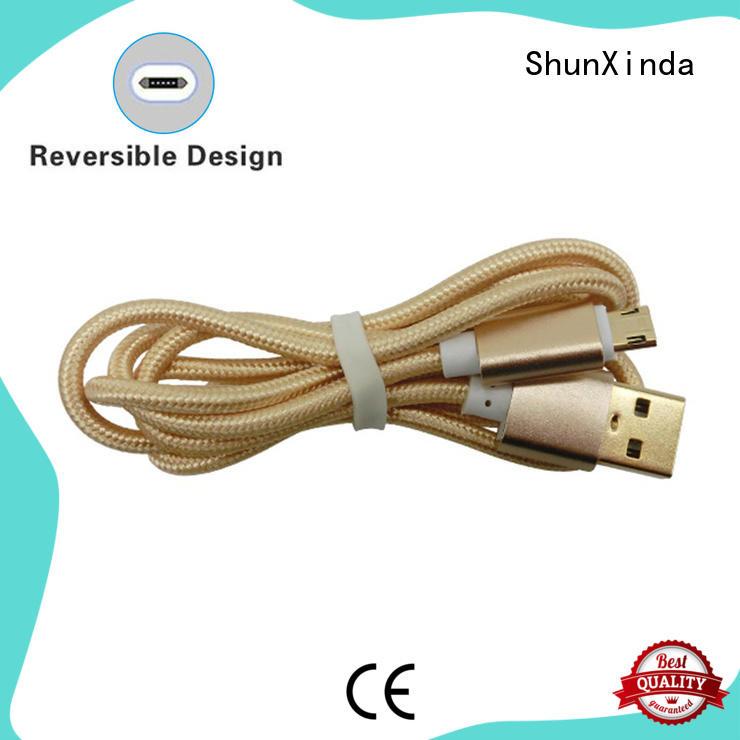 ShunXinda charging micro usb to usb charging for home