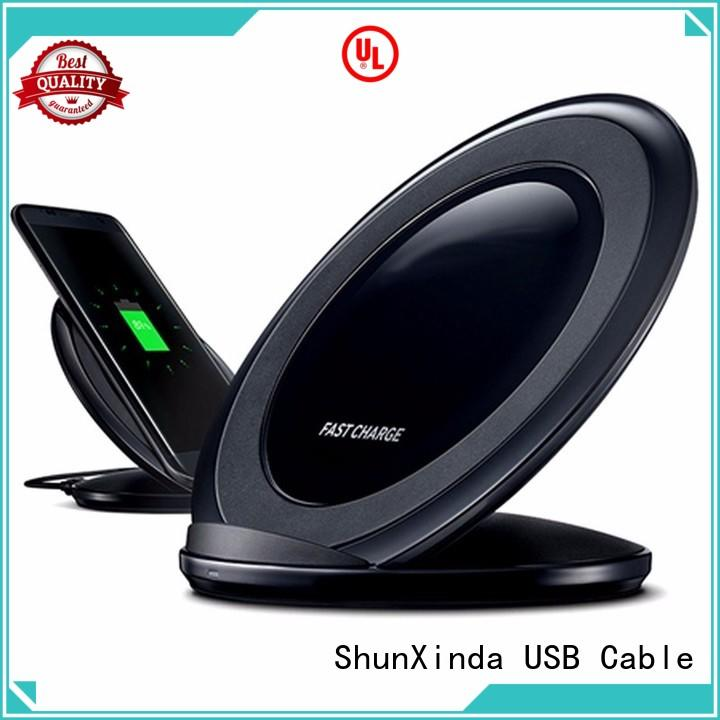 Custom smartphone wireless charging usb for sale for indoor