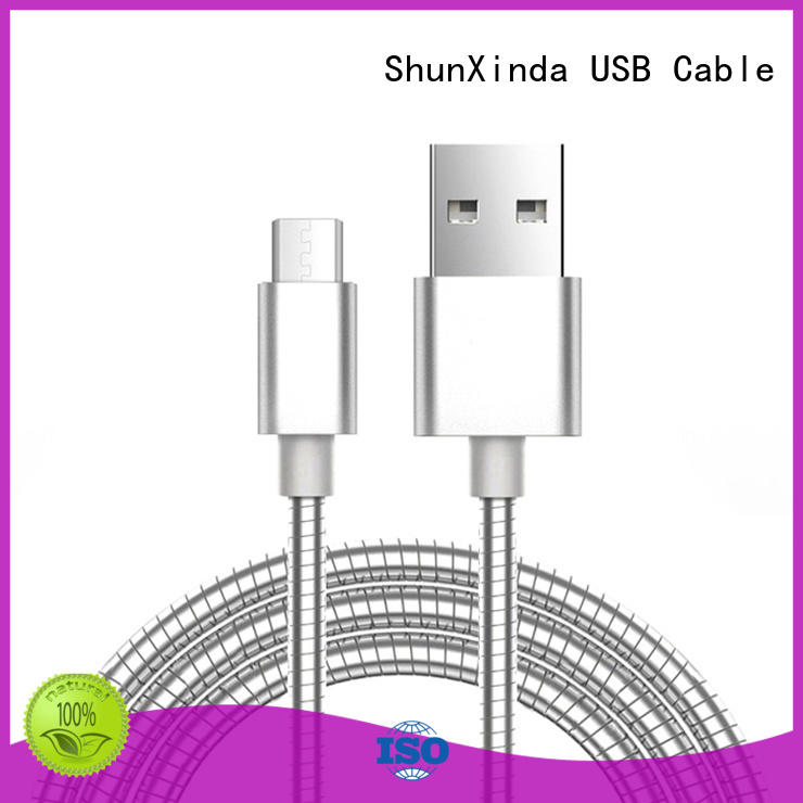 holder durable usb to micro usb fast samsung ShunXinda company