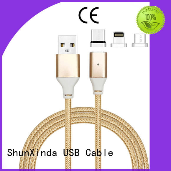 ShunXinda Best usb charging cable manufacturers for home
