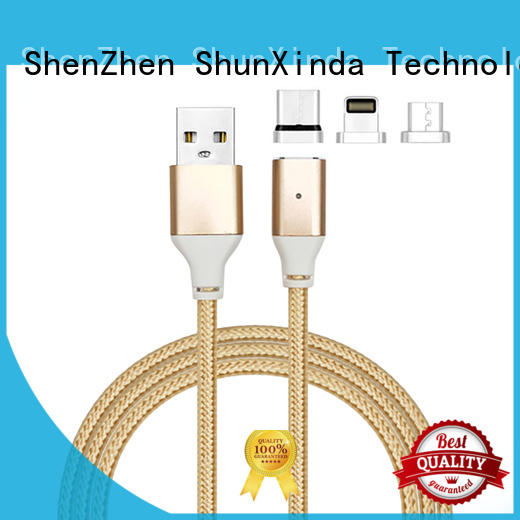 Wholesale mobile multi charger cable ShunXinda Brand