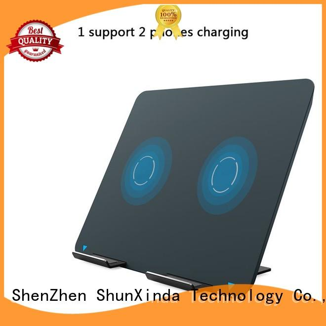 ShunXinda wireless fast charger supplier for home