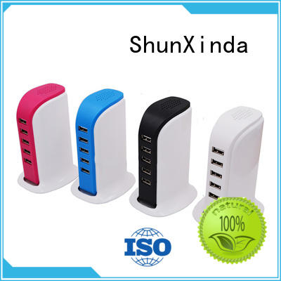 Hot travel usb wall charger universal ShunXinda Brand