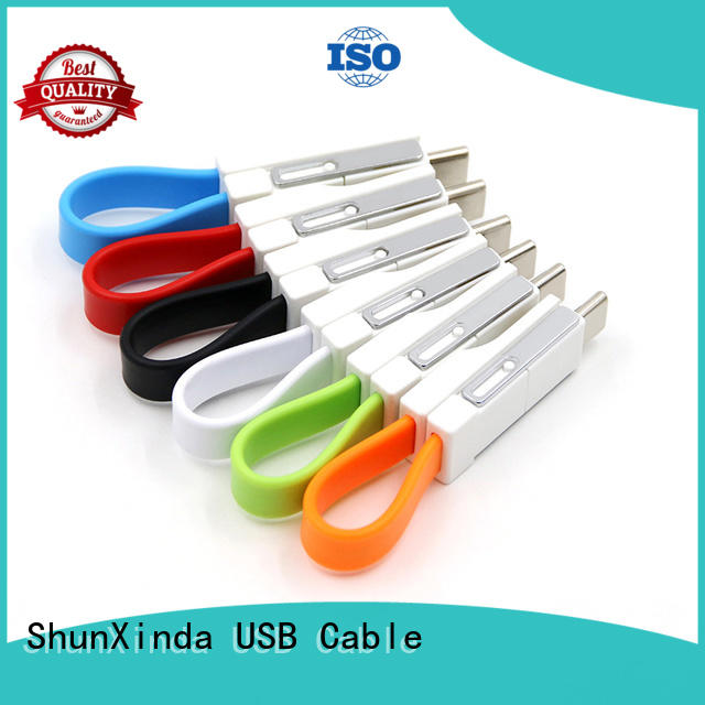 ShunXinda fast multi device charging cable for sale for indoor