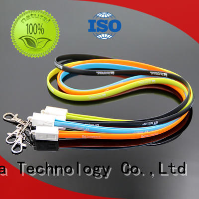 retractable charging cable magnetic mobile ShunXinda Brand multi charger cable