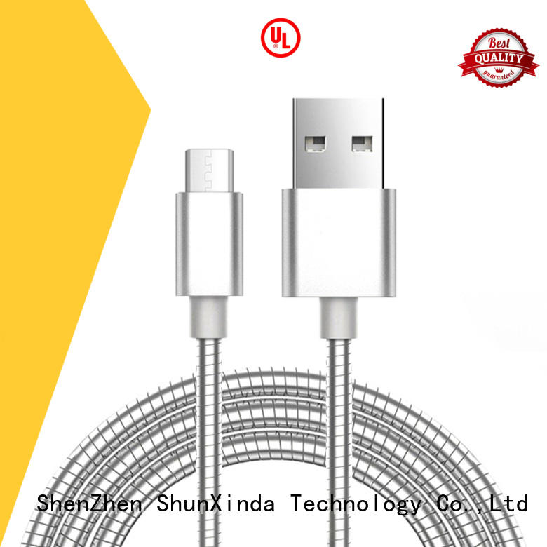 mobile best micro usb cable power for home ShunXinda