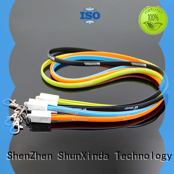 ShunXinda usb multi charger cable company for car