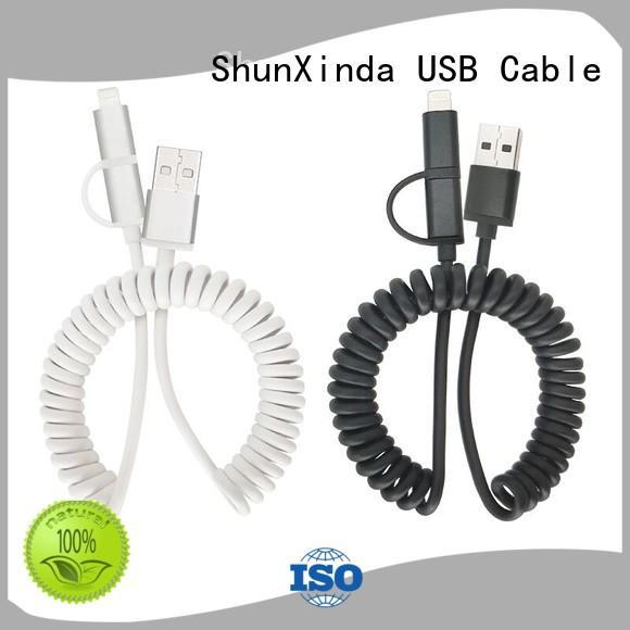 sync multi charger cable gift ShunXinda company