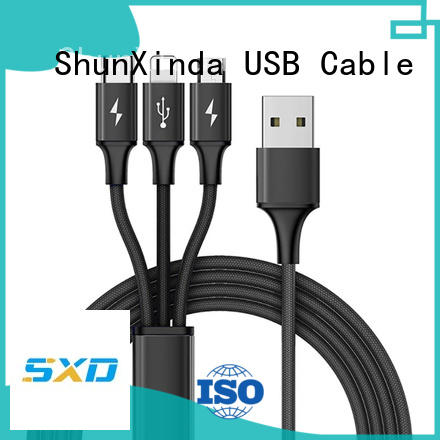ShunXinda Wholesale charging cable for sale for home