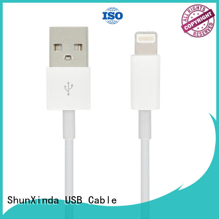 customized apple charger cable nylon for business for indoor