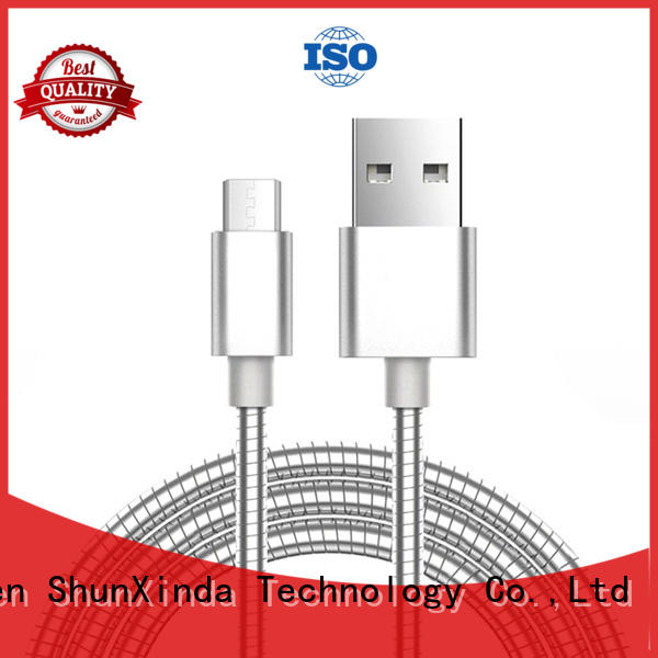 ShunXinda online cable usb micro usb manufacturers for indoor