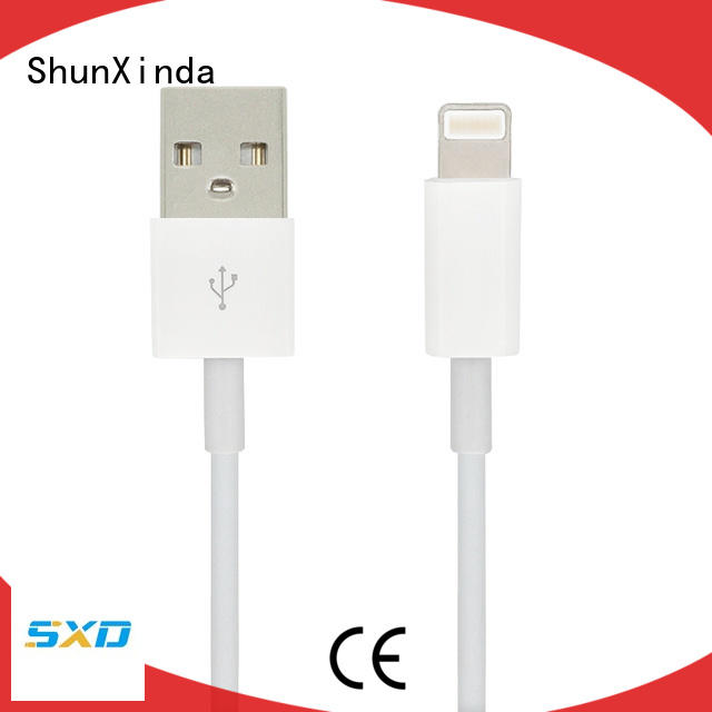 ShunXinda compatible iphone charger cord supply for indoor