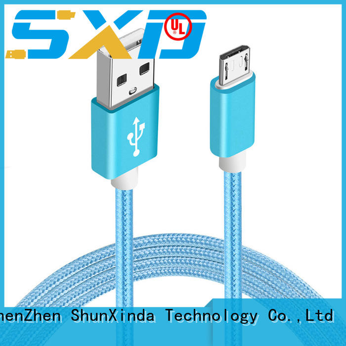 Latest best micro usb cable charger for business for car