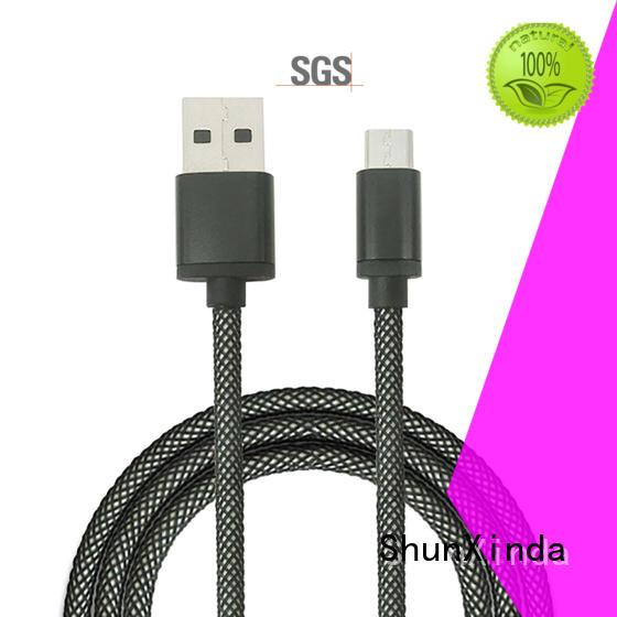 galaxy angle ShunXinda Brand long micro usb cable factory