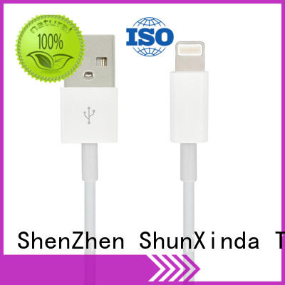 ShunXinda lightup lightning usb cable company for indoor