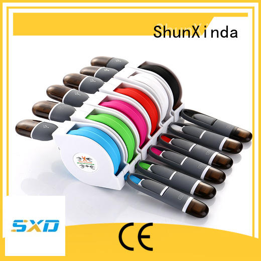 sided magnetic phone charger supplier for car ShunXinda
