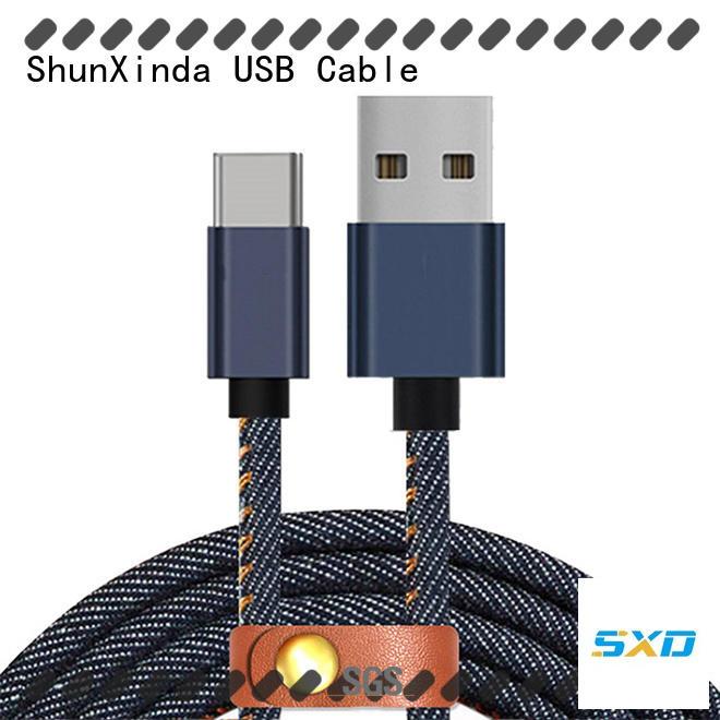 ShunXinda charging type C to type C data home