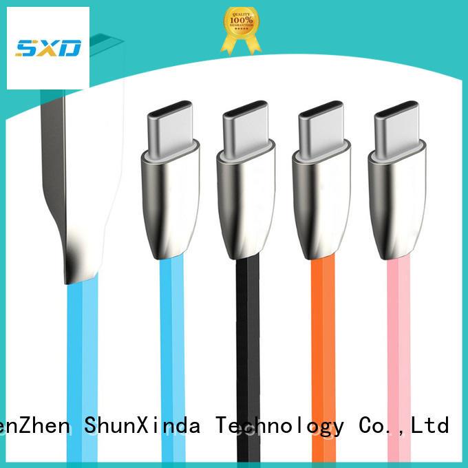 phone speed type C to type C denim ShunXinda Brand