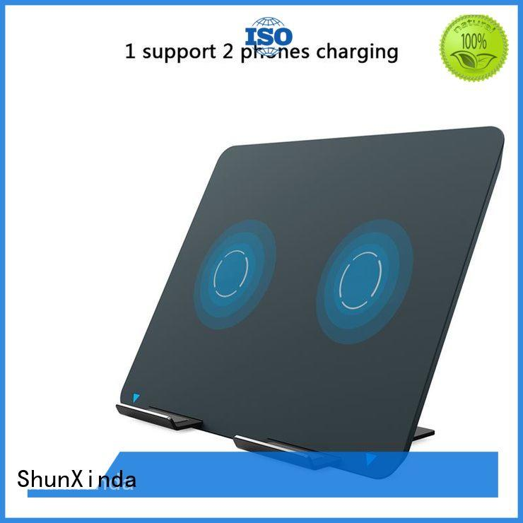 ShunXinda Latest wireless charging for mobile phones suppliers for car
